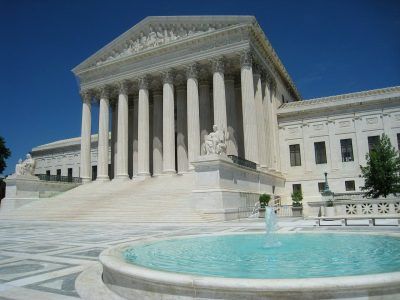 supreme court, building, usa